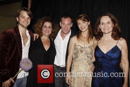 TJ Linnard, Mary Testa, Peter Bradbury, Julie Jesneck...