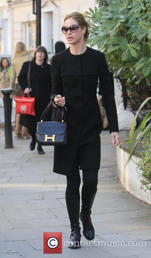Walking in Notting Hill
