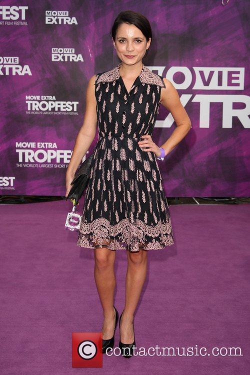 Jessica Tovey The 2011 Tropfest Short Film Festival...
