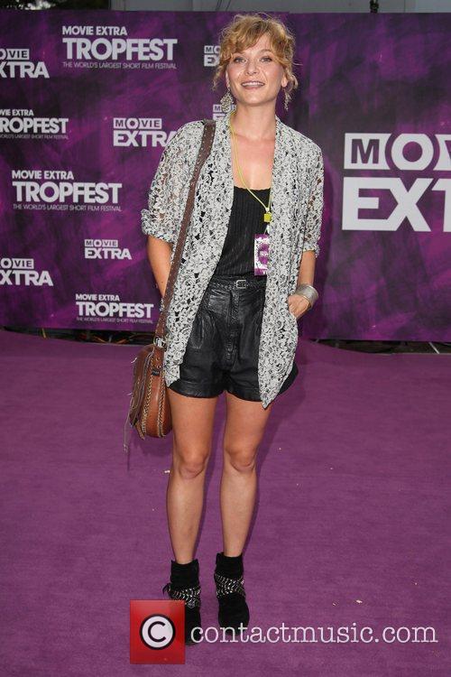Leeanna Walsman The 2011 Tropfest Short Film Festival...