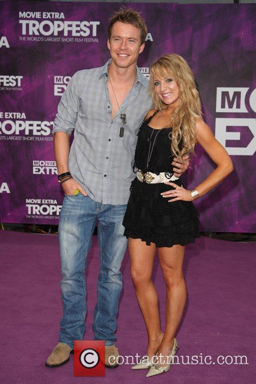 Todd Lasance and Tellina Lee The 2011 Tropfest...