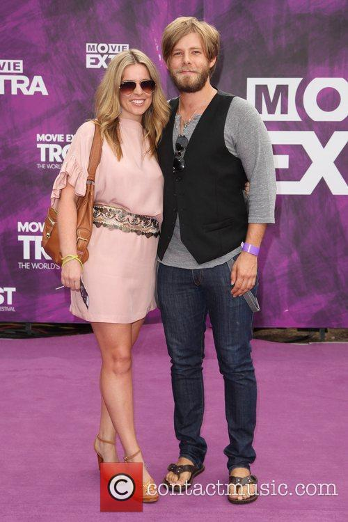 Wes Carr and Charlotte Greig The 2011 Tropfest...