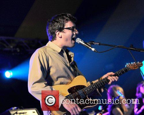 Graham Coxon The Truck Festival 2011, held at...