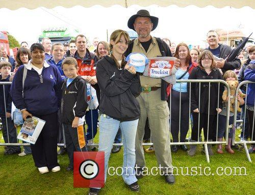 Truckfest 2011 at the Royal Highland Centre in...