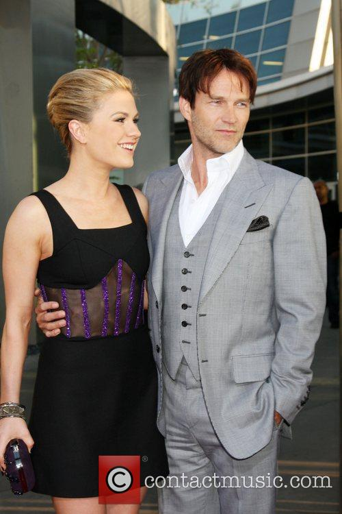 Anna Paquin and Stephen Moyer 6