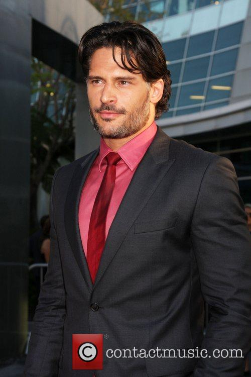 Joe Manganiello  HBO's True Blood Season 4...