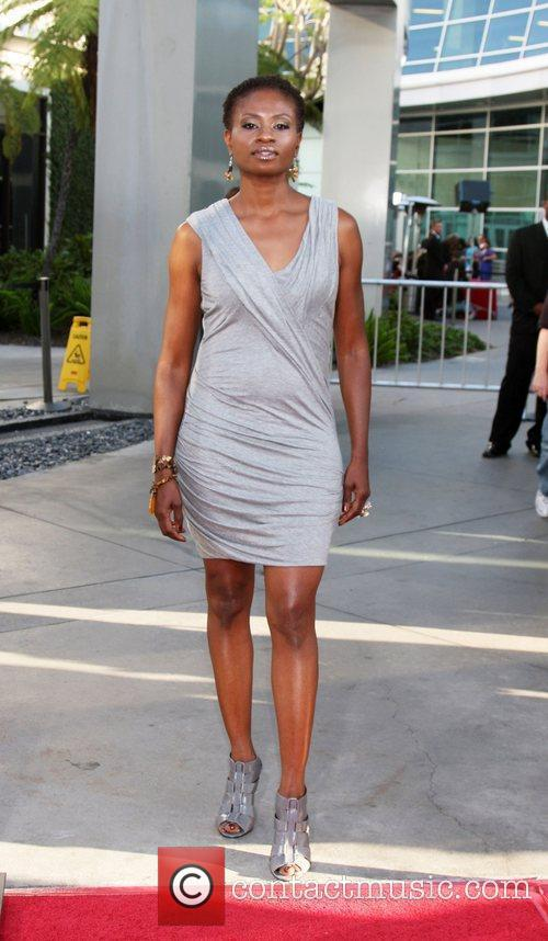 Adina Porter HBO's True Blood Season 4 Premiere...