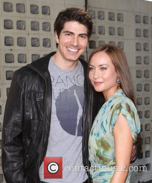 brandon routh courtney ford 5678640