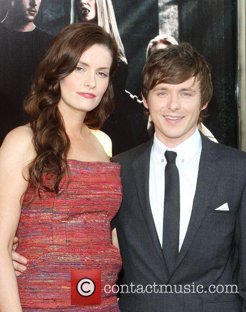 Jamie Anne Allman and Marshall Allman HBO's 'True...