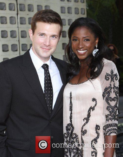 Jacob Fishel and Rutina Wesley HBO's 'True Blood'...