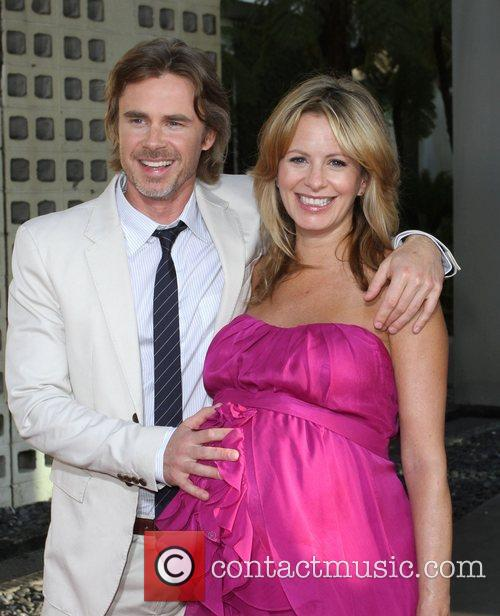 Sam Trammell and Missy Yager HBO's 'True Blood'...