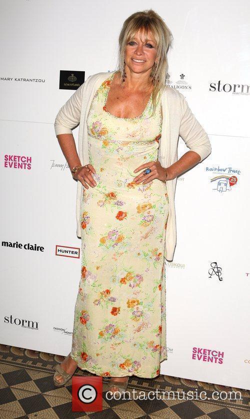 Jo Wood Trust in Fashion, a charity fashion...