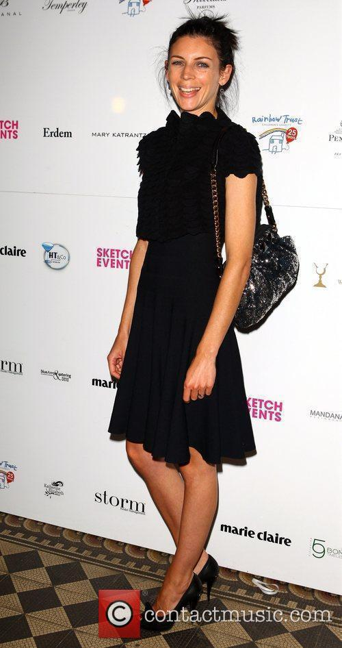 Liberty Ross Trust in Fashion, a charity fashion...