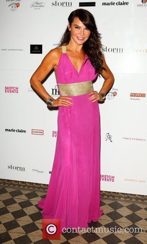 Lizzie Cundy Trust in Fashion, a charity fashion...