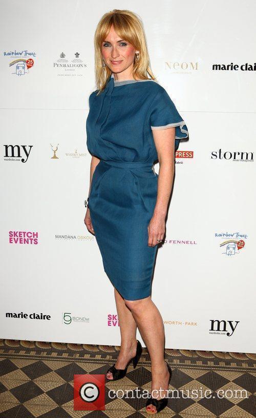 Trish Halpin Trust in Fashion, a charity fashion...