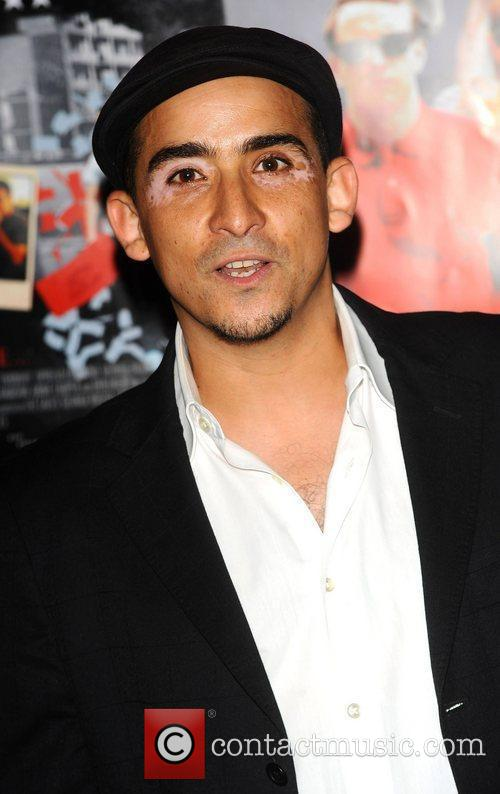 Nabil Elouhabi at the UK film premiere 'Turnout'...