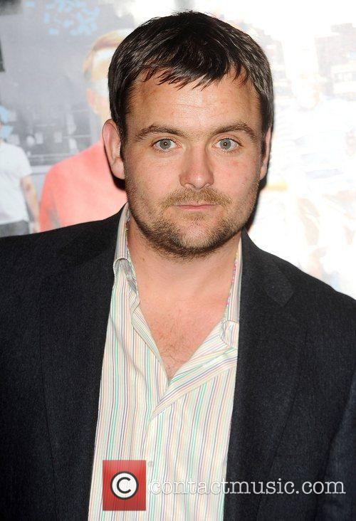 Neil Maskell at the UK film premiere 'Turnout'...