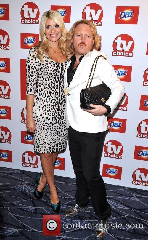 Holly Willoughby and Leigh Frances TVChoice Awards held...