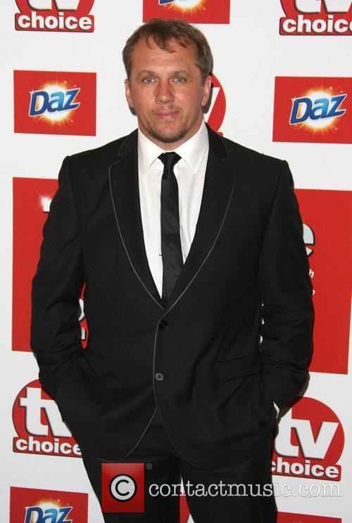 Dean Andrews TVChoice Awards 2011 held at the...
