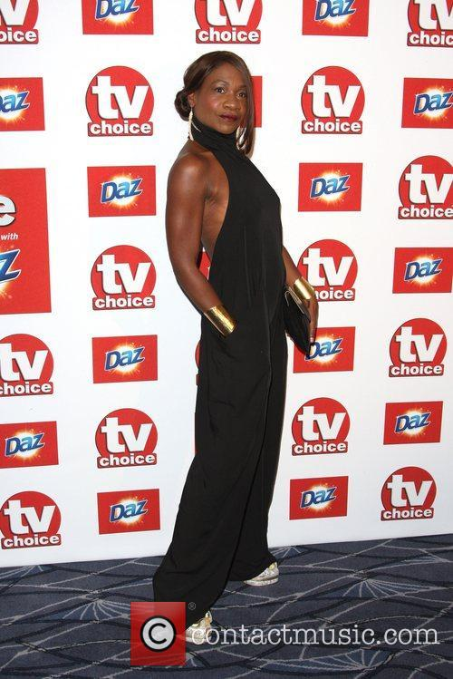 TVChoice Awards 2011 held at the Savoy hotel