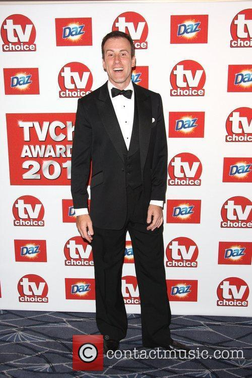 Guest TVChoice Awards 2011 held at the Savoy...