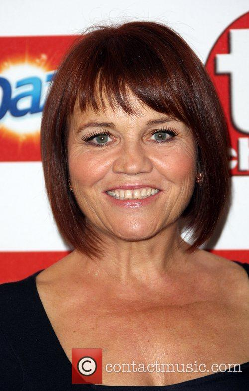 Lesley Dunlop TVChoice Awards 2011 held at the...