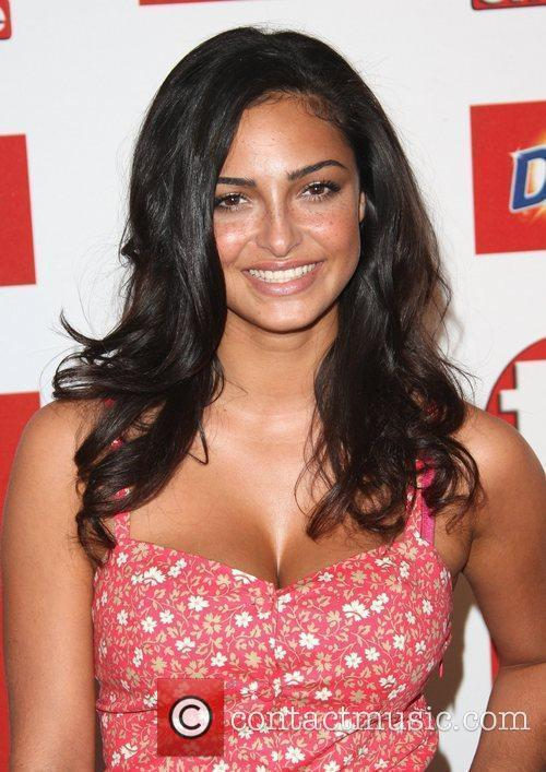Anna Shaffer TVChoice Awards 2011 held at the...