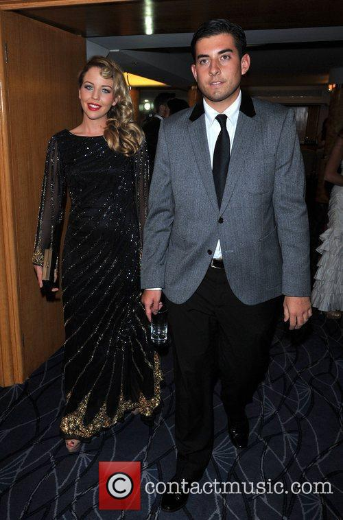 James Argent and Lydia Bright TVChoice Awards held...