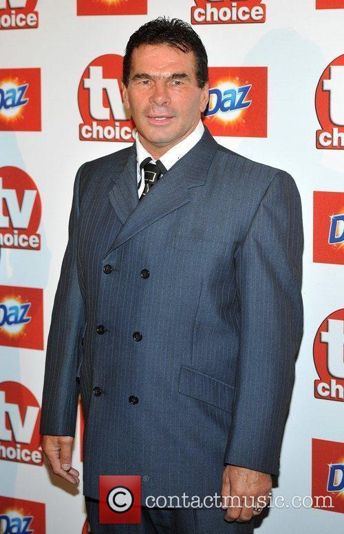 Paddy Doherty TVChoice Awards held at the Savoy...