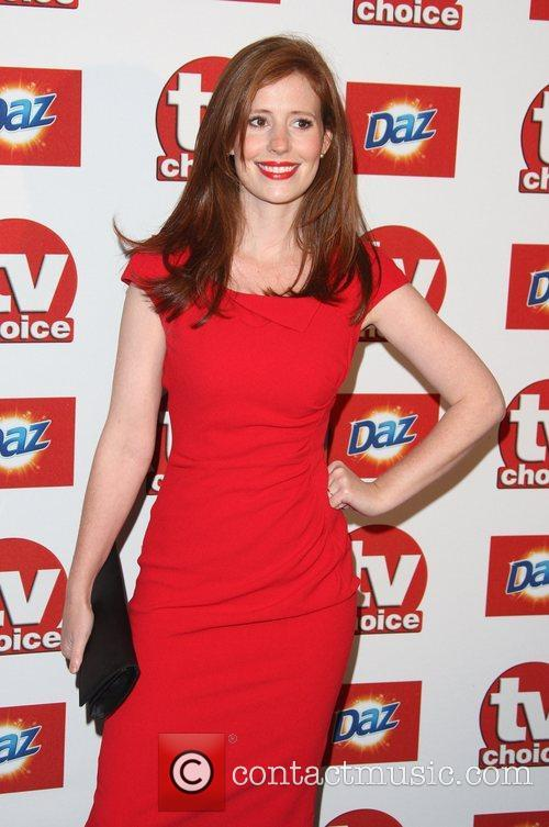 Amy Nuttall TVChoice Awards 2011 held at the...