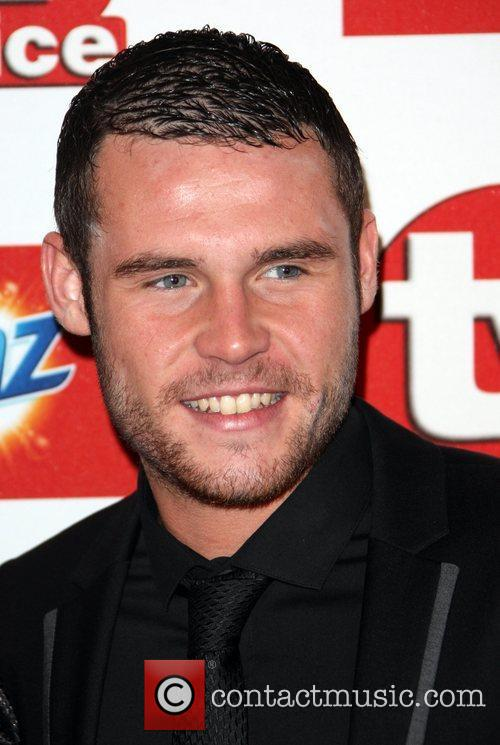 Danny Miller TVChoice Awards 2011 held at the...