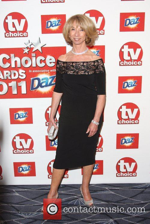 TVChoice Awards 2011 held at the Savoy hotel