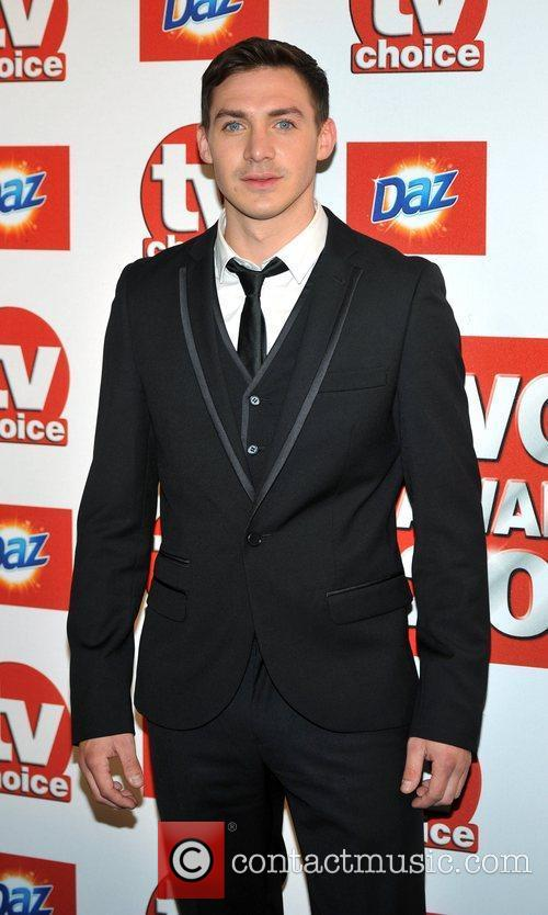 Kirk Norcross TVChoice Awards held at the Savoy...
