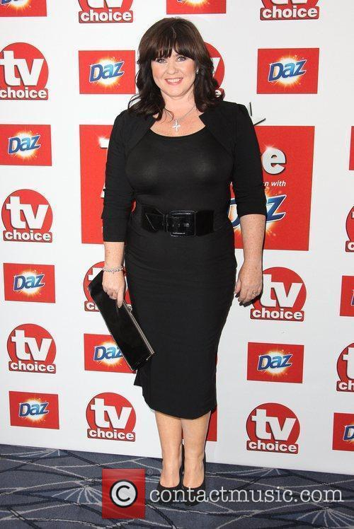 Coleen Nolan TVChoice Awards 2011 held at the...