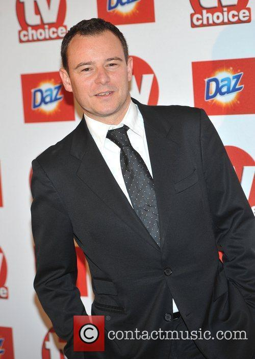 Andrew Lancel TVChoice Awards held at the Savoy...