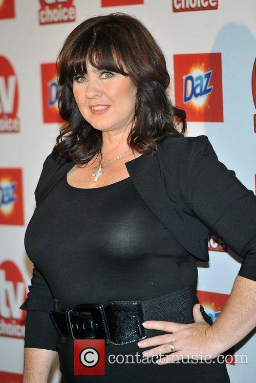 Coleen Nolan TVChoice Awards held at the Savoy...