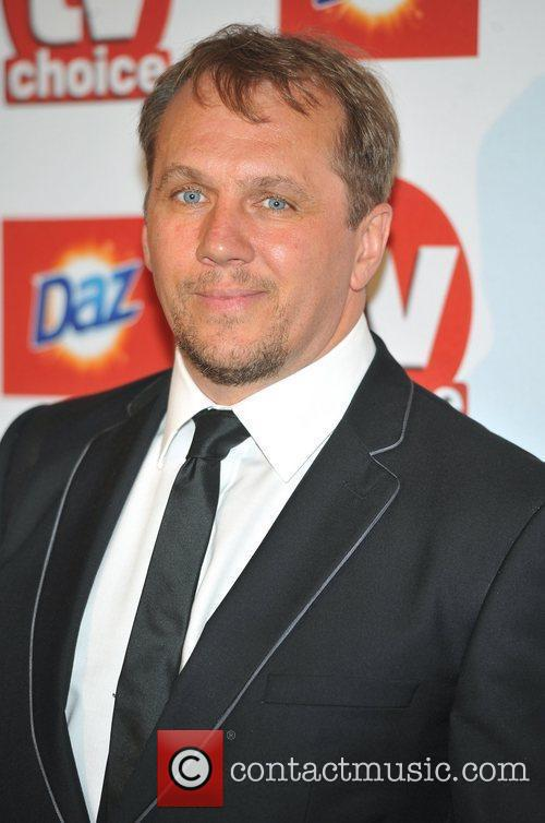 Dean Andrews TVChoice Awards held at the Savoy...