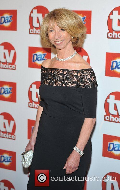 Helen Worth TVChoice Awards held at the Savoy...