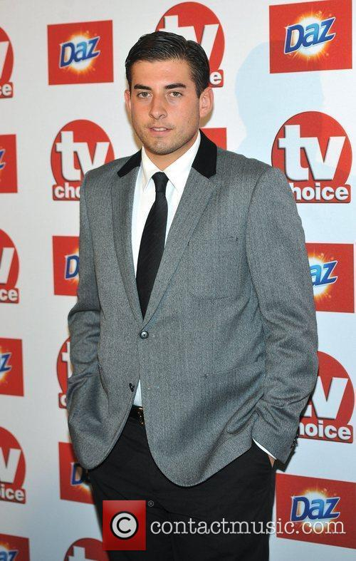 James Argent TVChoice Awards held at the Savoy...