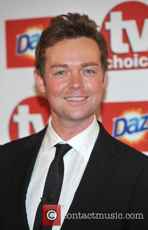 Steven Mulhern TVChoice Awards held at the Savoy...