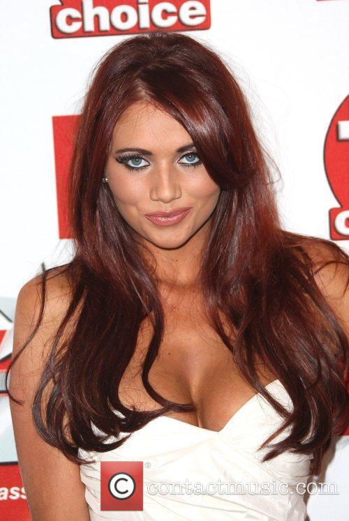 Amy Childs TVChoice Awards 2011 held at the...