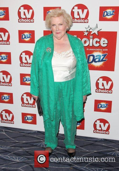 Denise Robertson TVChoice Awards 2011 held at the...