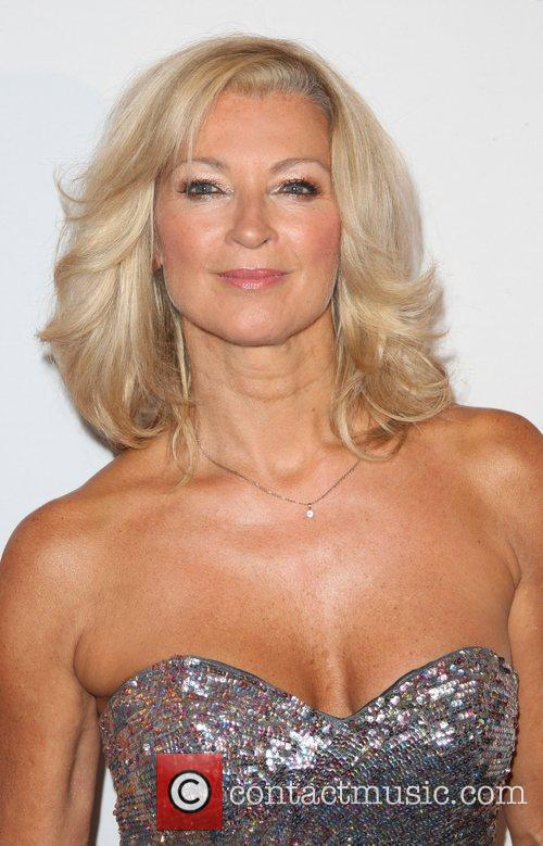 Gilliam Taylforth TVChoice Awards 2011 held at the...