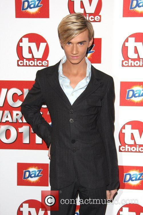 Harry Derbridge TVChoice Awards 2011 held at the...