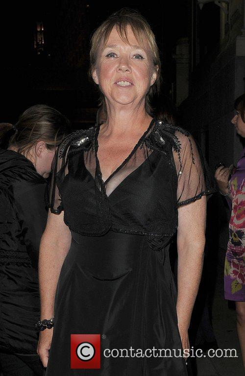 Pauline Quirke TV Choice Awards 2011, held at...