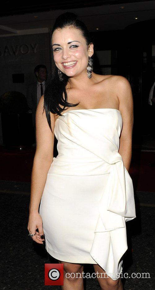 Eastenders actress Shona McGarty leaving The TV Choice...