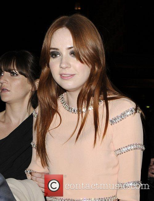 Doctor Who and Karen Gillan 3