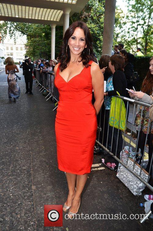 Andrea McLean  TV Choice Awards 2011, held...
