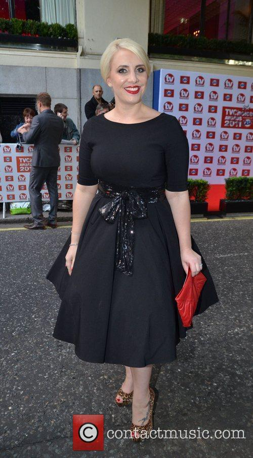 Claire Richards  TV Choice Awards 2011, held...