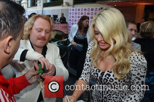 Holly Willoughby and Leigh Francis 2